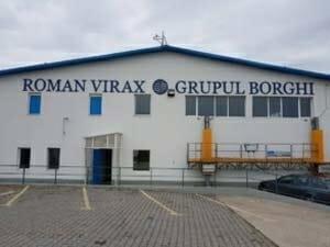roman-filiale-virax-borghi-romania